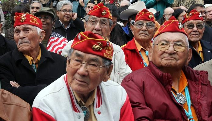 20,000 March In New York Veterans Day Parade | Native American Civilizations | U.S. History