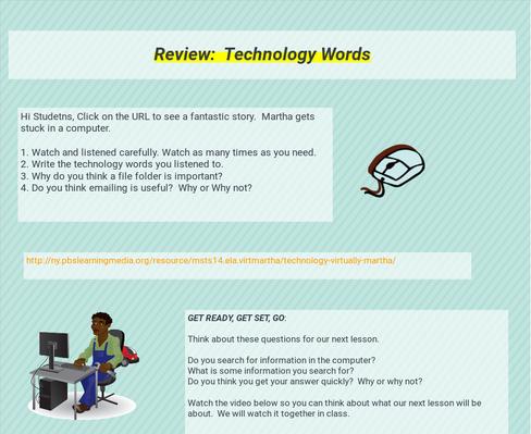 Tech Words