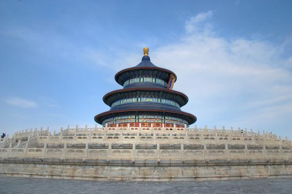 Temple of Heaven at Beijing  | World Religions: Taoism