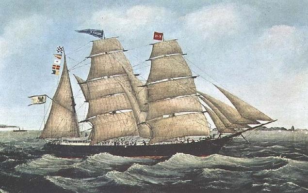 The Barque `Molly'