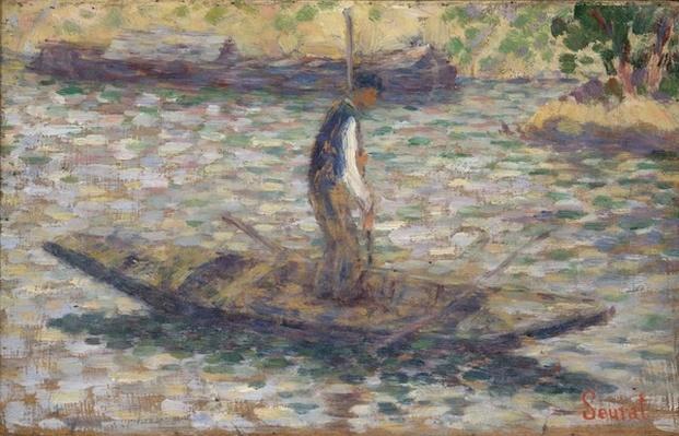 A Fisherman, c.1884