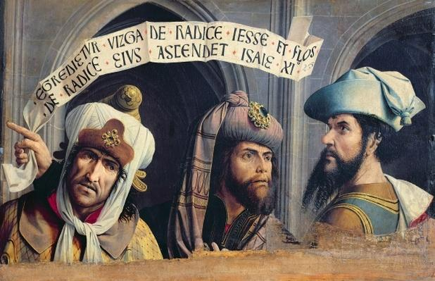 Three Prophets, Provence School