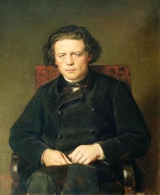 Portrait of Anton Rubinstein