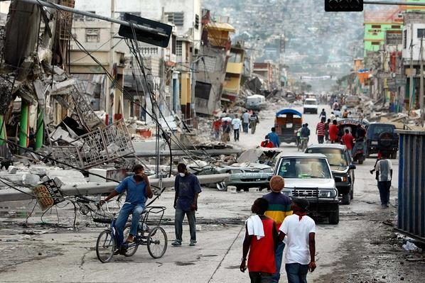 Haiti Struggles With Death And Destruction After Catastrophic Earthquake | Natural Disasters: Hurricanes, Tsunamis, Earthquakes