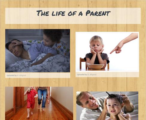 Life of a Parent