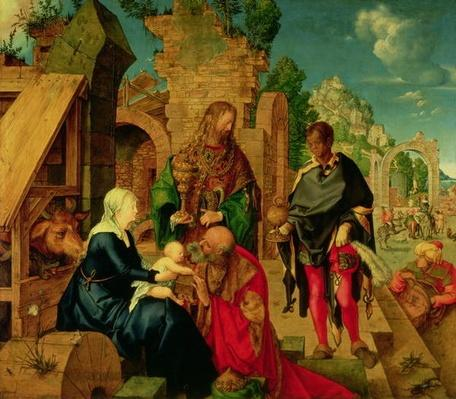 Adoration of the Magi, 1504