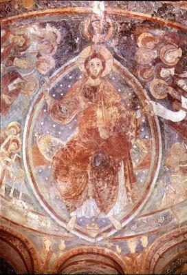 Christ Pantocrator, from the apse