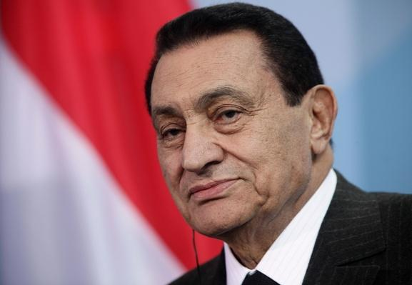 Merkel Meets With Egyptian President Mubarak | Arab Spring
