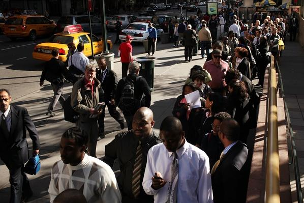 AARP Hosts Job Fair For Workers Over 50 In New York | The Study of Economics
