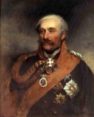 Field Marshal Prince Von Blucher