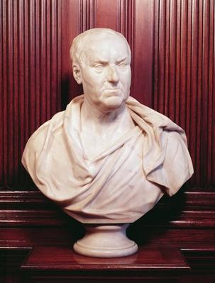 Portrait Bust of Doctor Richard Mead