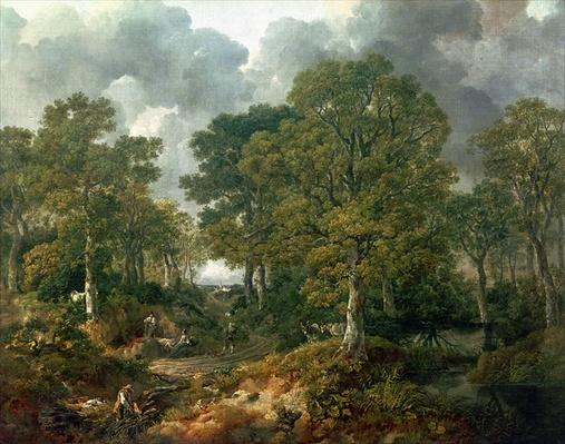 Gainsborough's Forest