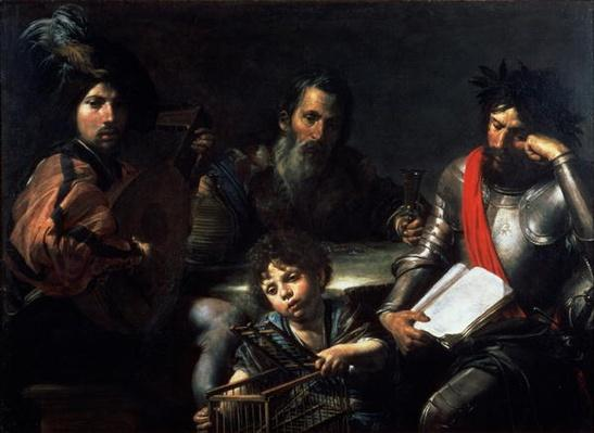The Four Ages of Man, c.1626-7