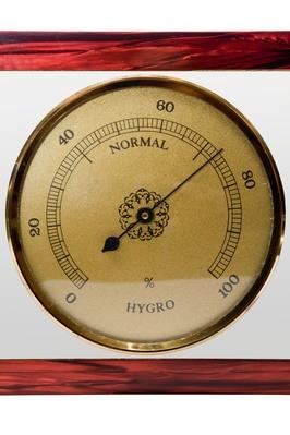Hygrometer, isolated | Weather