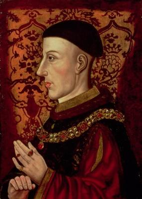 Portrait of Henry V