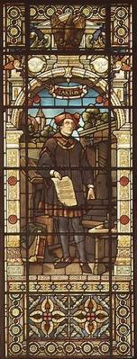 Portrait of William Caxton