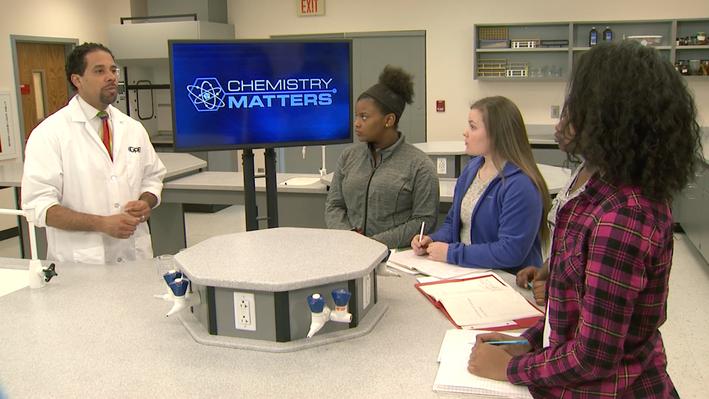 Unit 9: Segment A | Chemistry Matters