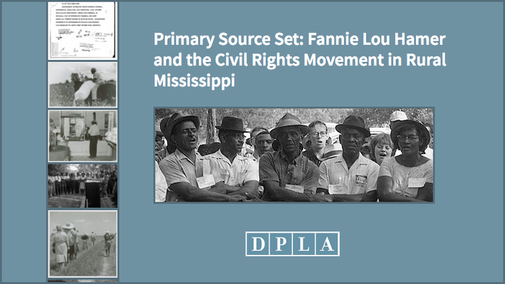 Fannie Lou Hamer and the Civil Rights Movement in Rural Mississippi