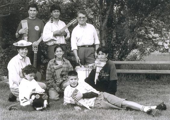 Hispanic Culture in Utah: Grupo Nayra