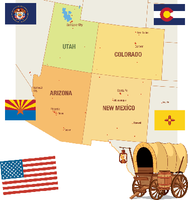 USA Maps | Clipart