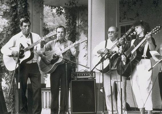 Hispanic Culture in Utah. Hecho en Utah (Made in Utah). Vallejos/Herrera Family Musicians.