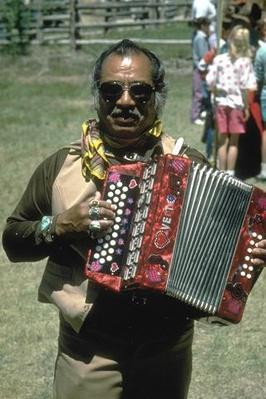 Hispanic Culture in Utah: Accordionist Dionicio Gonzalez
