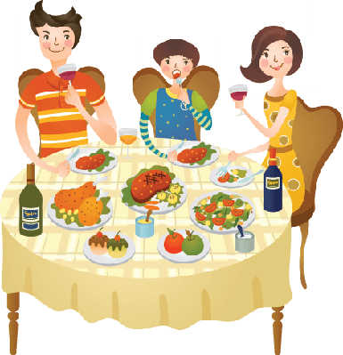 The View of Family | Clipart