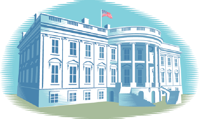 The White House | Clipart
