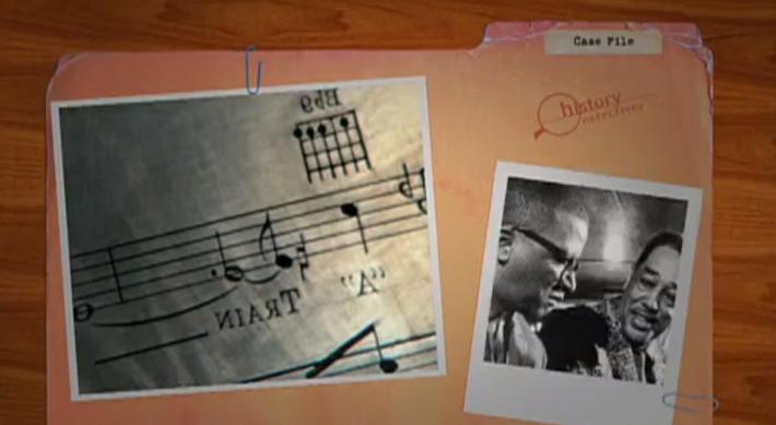 Duke Ellington Plates   History Detectives