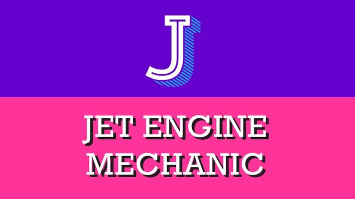 Jet Engine Mechanic