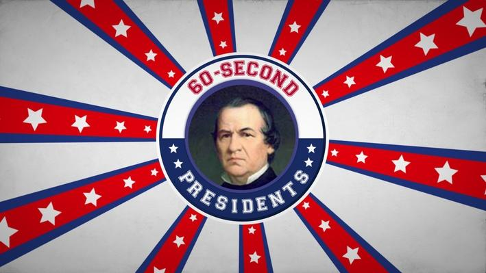 Andrew Johnson | 60-Second Presidents