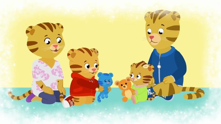 A New Baby Means More Love in the Family Song | Daniel Tiger\'s ...