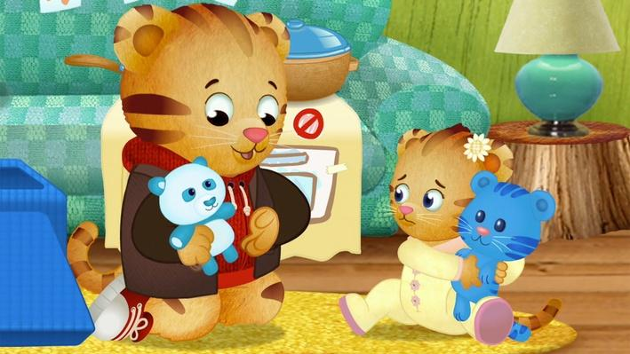 A Pandy Bear for Margaret | Daniel Tiger's Neighborhood