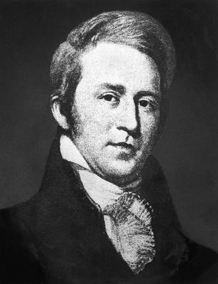 William Clark (1770-1838), American explorer (B&W) | Famous Explorers