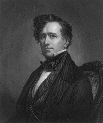 Portrait of Franklin Pierce | American Presidential Portraits