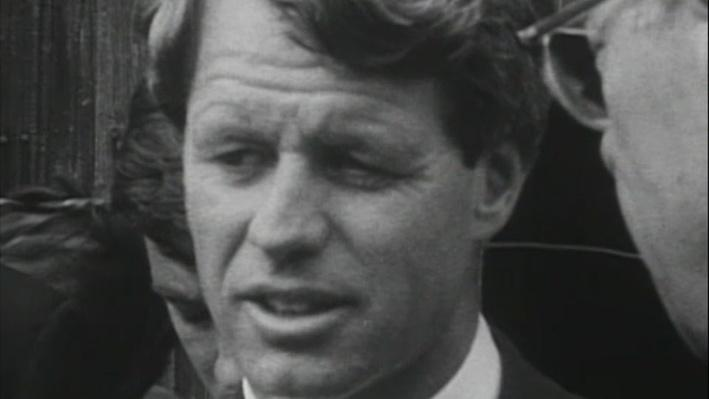 American Experience: The Kennedys | President Johnson