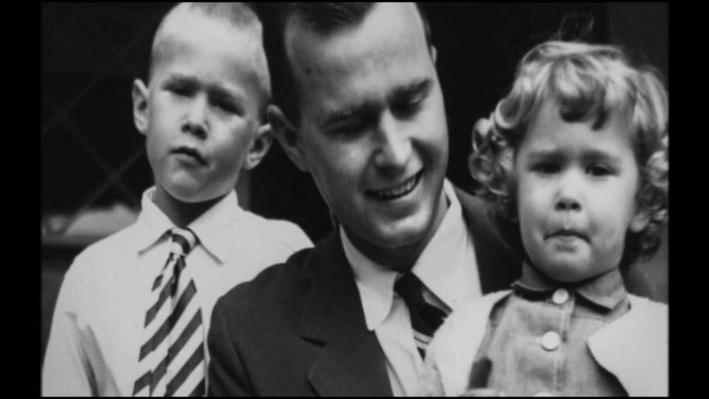 American Experience: George H.W. Bush | The Young Bush Family
