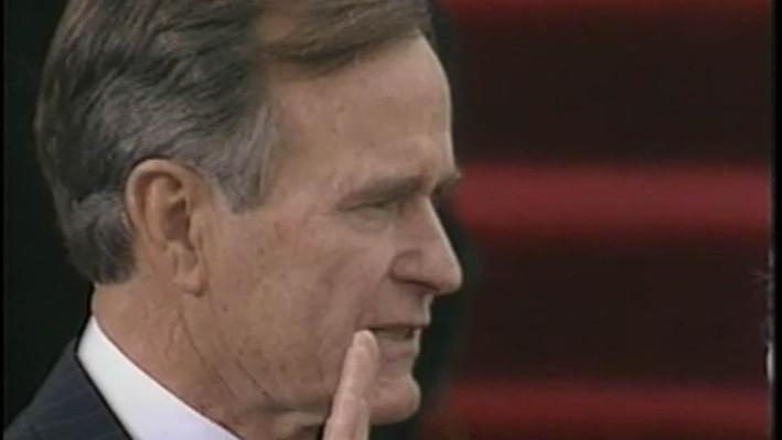 The American President, Part 3: The World Stage | Personal Contact: George Bush