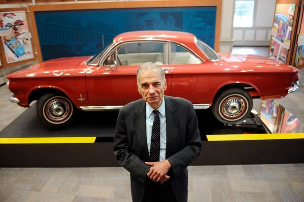How Ralph Nader Defined Consumer Rights | PBS NewsHour