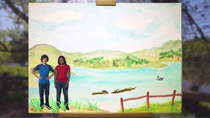 ArtQuest: Painting En Plein Air