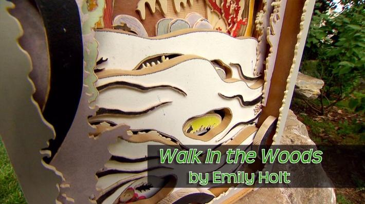 ArtQuest: How Nature Inspires Emily Holt