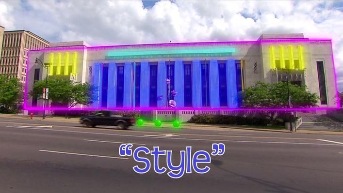 ArtQuest: Style in Architecture