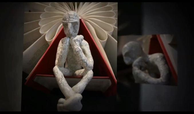 ArtQuest: Creating Book Sculptures with Daniel Lai