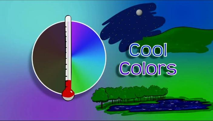 ArtQuest: Comparing Warm and Cool Colors