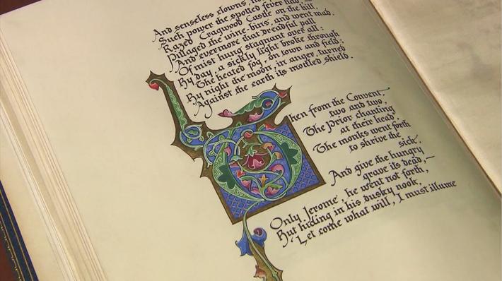 ArtQuest: Looking at Rare Books
