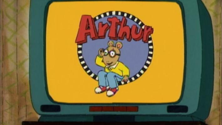 Arthur: Ants in Arthur's Pants & Don't Ask Muffy
