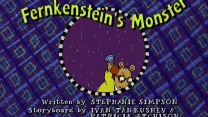 Arthur: Fernkenstein's Monster | Introduction