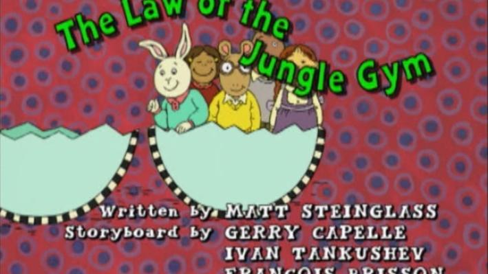 Arthur: The Law of the Jungle Gym | Introduction