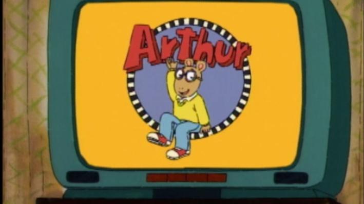 Arthur: Binky Goes Nuts & Breezy Listening Blues