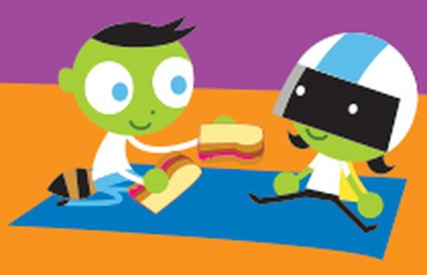 Operation: Appetite for Fractions - Activity Plan | PBS KIDS Afterschool Adventure!